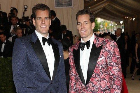 Первыми биткоиновыми миллиардерами стали братья Уинклвоссы