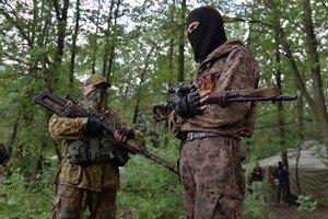 """В Луганской области террористы  из """"Градов"""" обстреляли блокпосты Нацгвардии"""