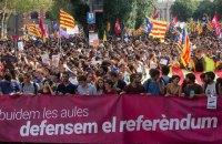 Каталонский референдум, последний Гогольфест и успешный Данилюк