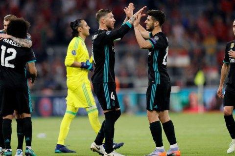 """""""Баварія"""" не зуміла зупинити """"Реал"""" у домашньому матчі Ліги чемпіонів"""