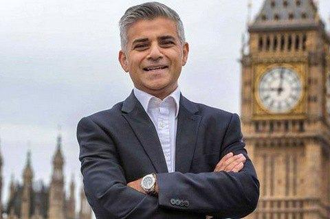 Мером Лондона вперше став мусульманин