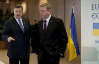 Фюле рассказал, о чем говорили с Януковичем тет-а-тет (дополнено)