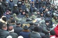 Милиция завела дело из-за беспорядков в Виннице