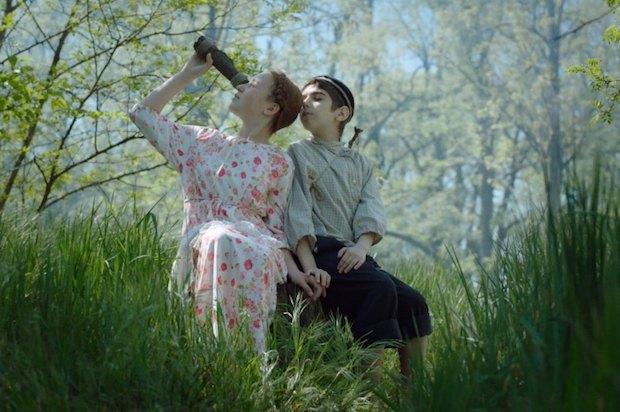 Кадр из фильма Песнь песней