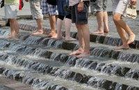 У Києві зафіксували найспекотніший день у році