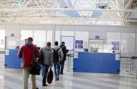 С 24 марта в Украине будет работать только один аэропорт