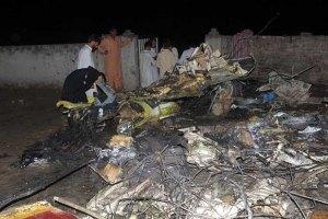 Эксперты назвали причину падения самолета в Пакистане