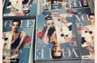 Главреда украинского Vogue отстранили от должности за плагиат