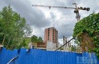 Департамент благоустройства КГГА не выдавал разрешение на обнесение места застройки Сенного рынка в Киеве строительным забором