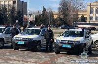 В Ізмаїлі з'явилася патрульна поліція