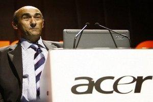 Экс-глава Acer устроился на работу в Lenovo