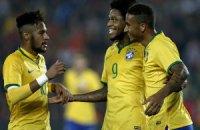 """П'ять """"гірників"""" допомогли Бразилії розгромити Туреччину"""