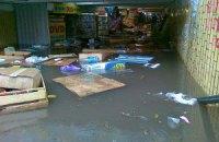 Киев утопает в воде