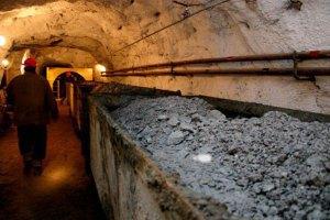 Видобуток коксівного вугілля в Україні упав до історичного мінімуму