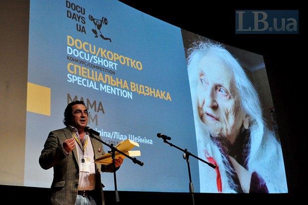 Член жюри DOCU/Коротко Андрей Загданский