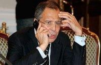 Лавров поскаржився на Україну держсекретареві США