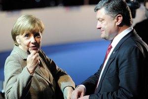 Меркель заинтересована в сохранении мира в Европе