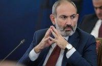 Пашинян подав у відставку з посади прем'єр-міністра Вірменії