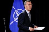 НАТО не просувається на схід, це схід хоче в НАТО, - генсек