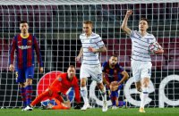 """Гол Циганкова у ворота """"Барселони"""" став ювілейним для Луческу"""