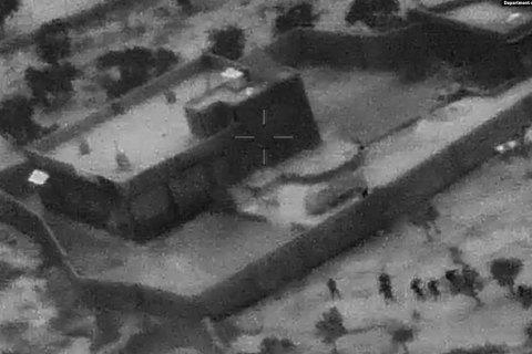 Пентагон опубликовал кадры операции по ликвидации главаря ИГИЛ аль-Багдади