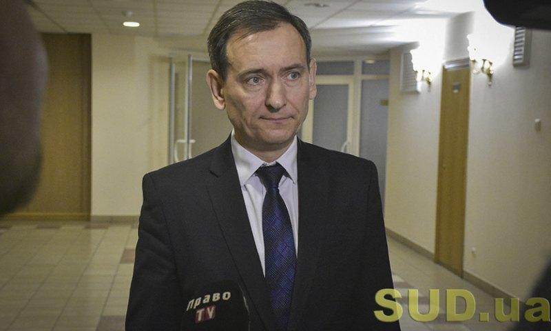 Представник президента в КСУ Федір Веніславський