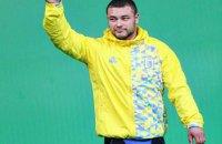 """Українець Чумак виграв три """"золота"""" на чемпіонаті Європи з важкої атлетики"""