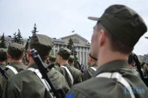 Двух бойцов Нацгвардии освободили из плена