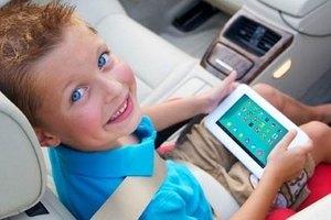 Представлен детский планшет на Android