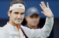 Федерер выиграл 200-й матч на грунте
