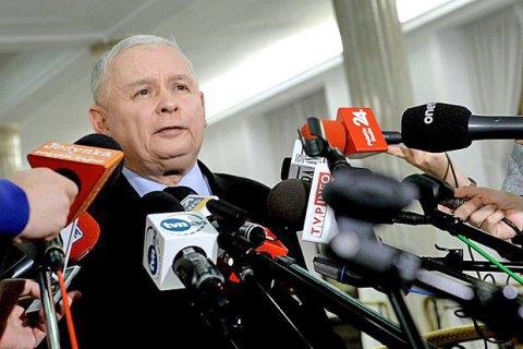 Качинский: Польша должна защищать правду особытиях 2-ой мировой
