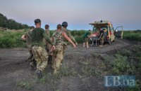 Двоє військових отримали поранення в результаті обстрілів бойовиків на Донбасі