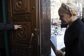 """Генпрокуратура отправила """"скорые"""" Тимошенко за Васадзе"""