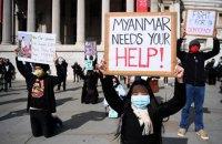Мир осудил массовые убийства в Мьянме