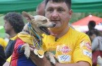 В Киеве состоялась выставка беспородных собак