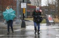 В США в результате сильного шторма погибли 9 человек