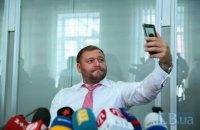 """Добкін заявив, що покинув """"Опоблок"""" через голосування з приводу судової реформи"""