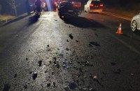 На Закарпатье из-за ДТП пострадало 9 человек