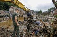 Через руйнівну повінь у Західній Європі загинуло 180 людей, негода несе хаос в інших регіонах