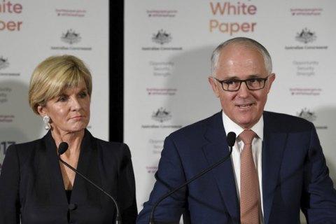 """В Австралии представили """"Белую книгу"""" внешней политики страны"""