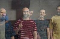 """Суд в России вынес приговоры участникам """"алуштинской группы Хизб ут-Тахрир"""": 61 год колонии строгого режима на четырех"""