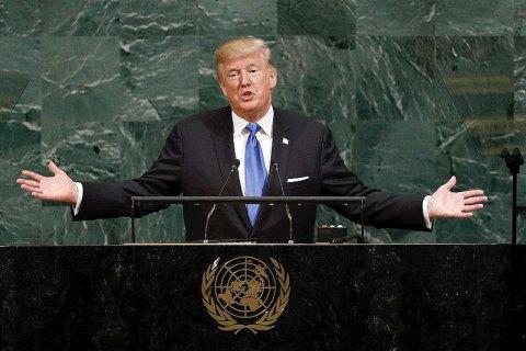 Большинство американцев заявили о неспособности Трампа принимать верные решения в отношении КНДР