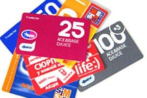 В Одессе злоумышленники украли карточек пополнения счета на 40 тыс. грн