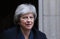 Прем'єр Великобританії підтримала зняття санкцій з Росії в ПАРЄ