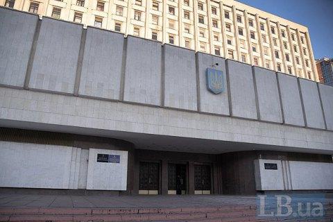 ЦВК відбила спробу через суд заблокувати вибори в 34 ОТГ
