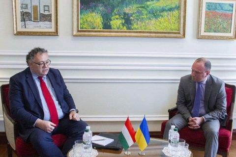 МЗС: Україна не дозволить Угорщиі втручатись у свої внутрішні справи