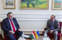 МЗС закликало Угорщину утриматися від агітації на українських виборах