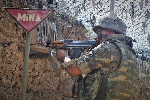 """Азербайджан повідомив про """"взяття під контроль"""" низки сіл та висот у Нагірному Карабаху (оновлено)"""