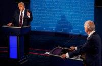 Байден забув ім'я Трампа під час онлайн-виступу