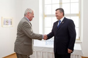 В Украину собирается президент Чехии с целым дивизионом бизнесменов